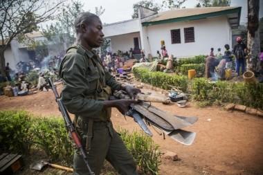 Десятки христиан убиты в Центральноафриканской Республике