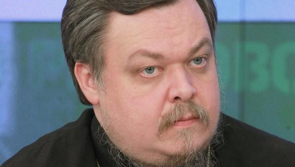 Протоиерей Всеволод Чаплин: Будем надеяться, что Сам Господь укажет Украинской Церкви нового Предстоятеля