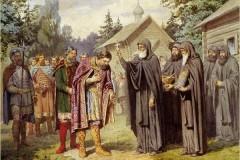 Объявлена программа торжеств в честь 700-летия со дня рождения преподобного Сергия Радонежского