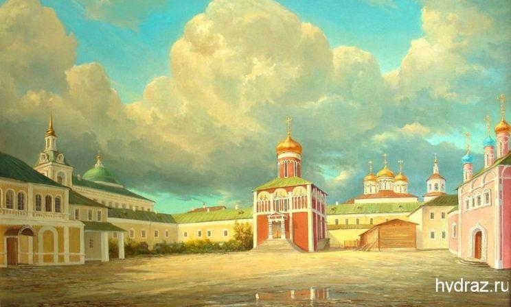 Чудов монастырь. XIX, XX и ... XXI века?