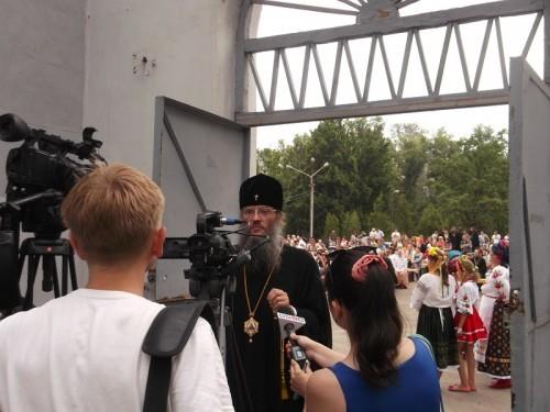 В Запорожье состоялся областной конкурс памяти митрополита Владимира
