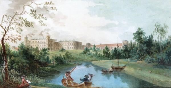 В Гатчину вернулась икона и редкие фотографии царской семьи