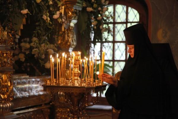 Свеча святителю Игнатию