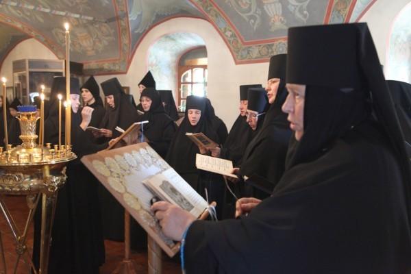 Монашество - тайна