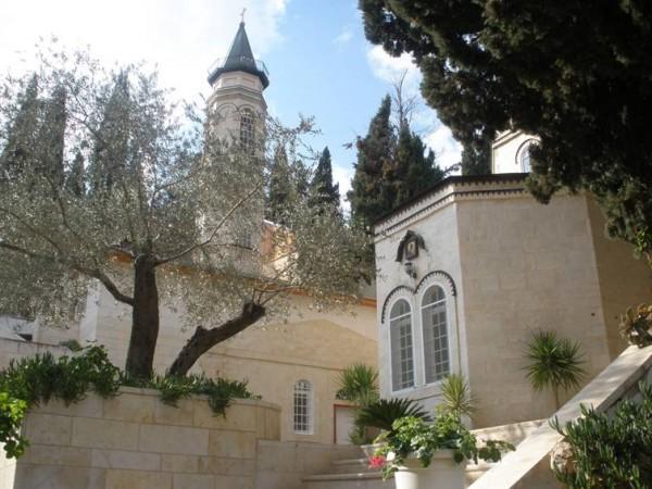 Русский Горненский монастырь в Иерусалиме