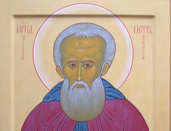 О святом Петре, царевиче Ордынском