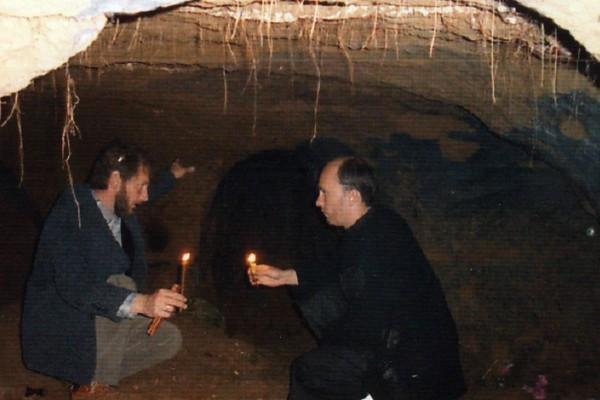 Подземный монастырь под Харьковом станет объектом туризма
