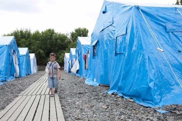 Ростовская епархия передала беженцам из Украины крупнейшую партию гуманитарного груза (+ФОТО)