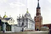 Владимир Путин предложил восстановить два монастыря и церковь в Кремле