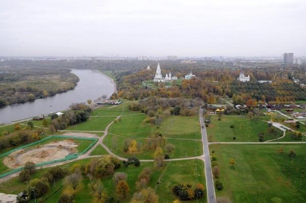 На территории музея-заповедника «Коломенское» появится храм в честь преподобного Сергия Радонежского