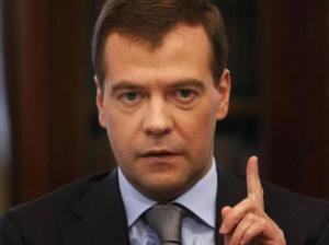 Дмитрий Медведев направил соболезнование в связи с кончиной митрополита Владимира Патриарху Кириллу