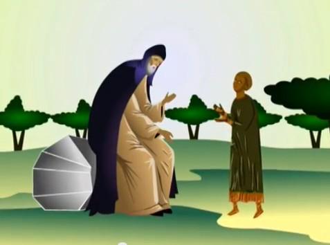 Воспитатель православного детского сада нарисовала мультфильм о Сергии Радонежском
