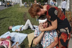 Власти Москвы и Общественный совет при Минкульте собирают средства для пострадавших в метро