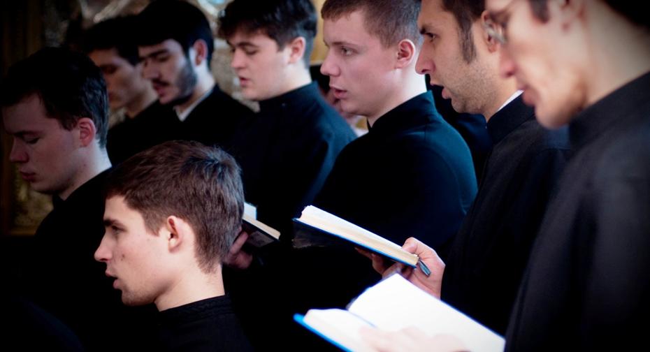 Как преподобный Сергий студента духовной академии выручил