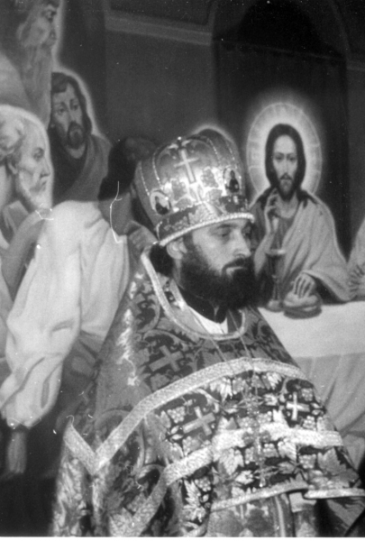 Протоиерей Александр Светличный
