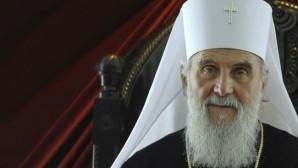 Патриарх Сербский Ириней выразил благодарность Предстоятелю Русской Церкви за помощь пострадавшим от наводнения на Балканах