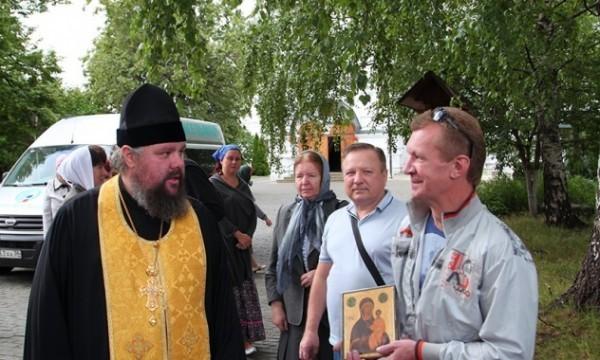 Императорское православное палестинское общество оказывает гуманитарную помощь жителям Юго-Востока Украины