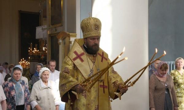 Митрополит Иларион: Всю свою жизнь Блаженнейший митрополит Владимир пребывал в послушании Церкви