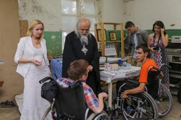 В Пензенской епархии появится социальный центр для детей-сирот с инвалидностью