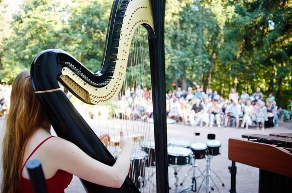 В Голицынском саду на территории Первой градской больницы состоится благотворительный концерт