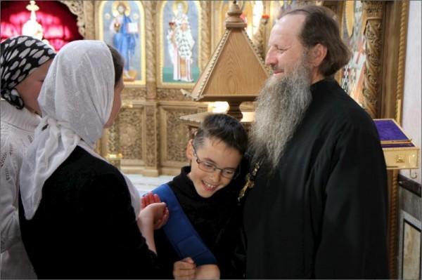 Беженцы с Донбасса на Валааме