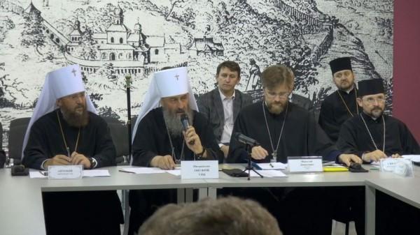 Всеукраинский Совет Церквей призывает прекратить кровопролитие