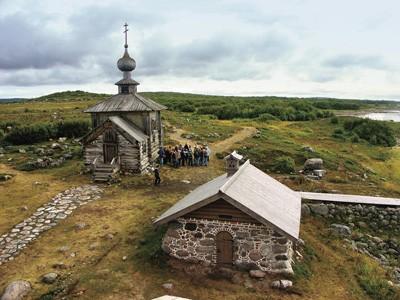 В Соловецком монастыре обнаружен древний водопровод