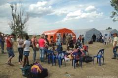 Украинская Церковь собрала 150 тонн гуманитарной помощи и миллион гривен для Донбасса