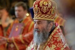 В Киеве состоится интронизация митрополита Онуфрия