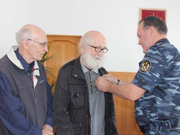 Немецкий священник награжден орденом Русской Церкви за помощь заключенным