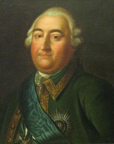 Фельдмаршал С.В.Апраксин