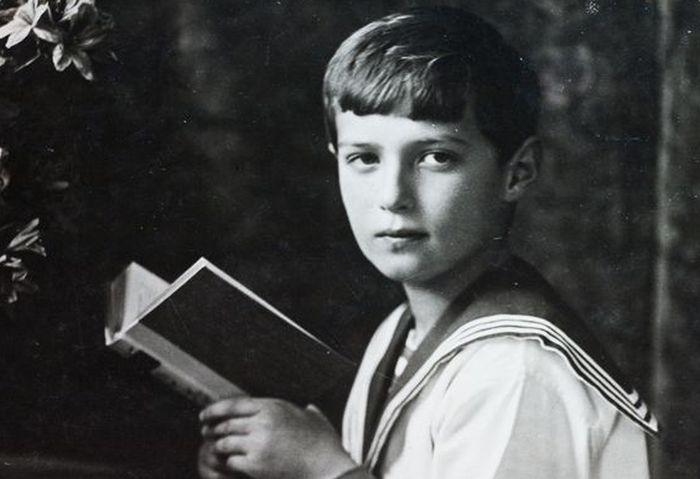 Цесаревич Алексей Романов. 110 редких фотографий