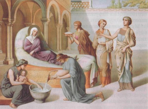 Эксапостиларии Великих Богородичных праздников
