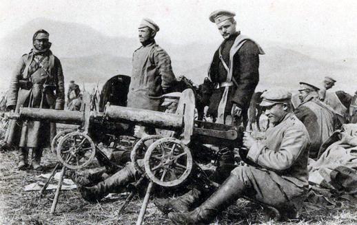 Россия в Великой войне: 35 архивных кинохроник (ВИДЕО)