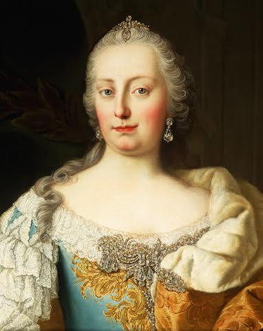 Императрица Мария-Терезия Австрийская