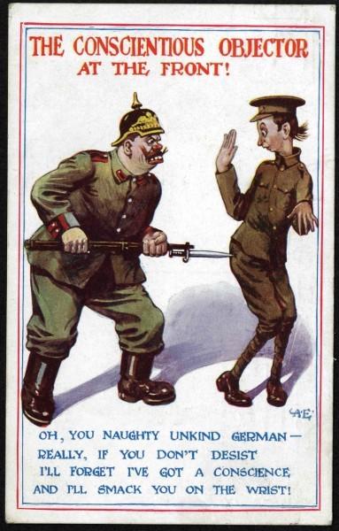 Британская карикатура