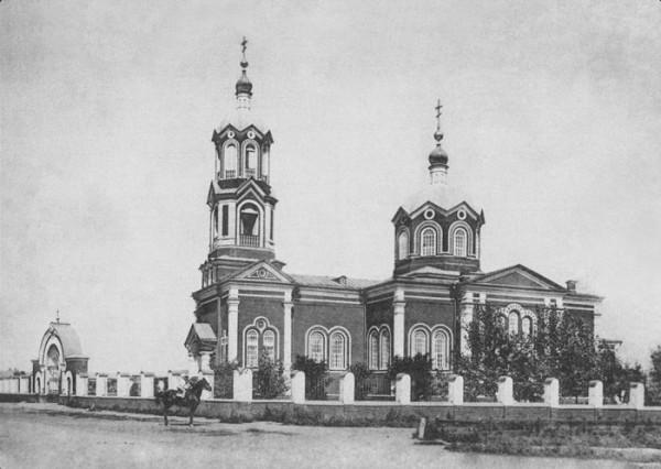 Троицкий собор Полтавы