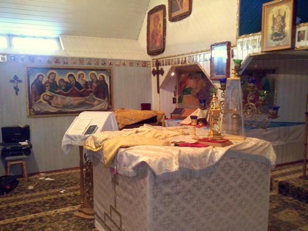 Ночью на Преображение Господне в Львовской епархии обокрали храм