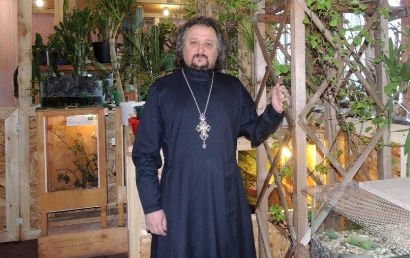 Священник-фермер Олег Емельяненко: Земля наша всех накормит – было бы желание