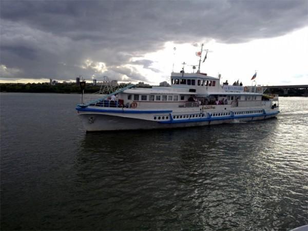 В Новосибирской области пройдет благотворительный рейд корабля-церкви