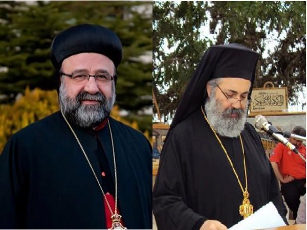 У нас нет достоверных сведений о похищенных иерархах в Сирии, – митрополит Иларион