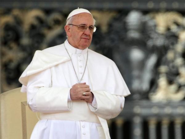 Папа Римский Франциск не исключает возможности отречься от престола