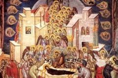 Иконография Успения: От Иоанна Дамаскина до Караваджо