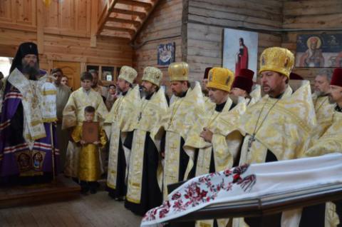 Архиепископ Запорожский Лука призвал к независимости от греха