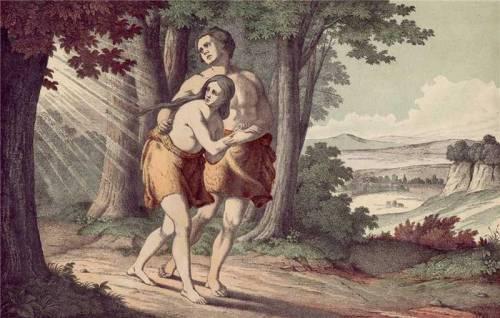 В первом Адаме все согрешили