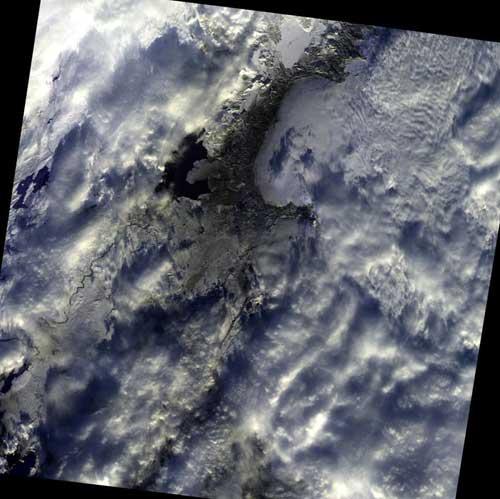 Фото NASA от 16-10-2000