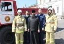 МЧС планирует сформировать при монастырях специальные пожарные команды из монахов