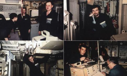 Памяти экипажа K-141 «Курск»: Имена и лица