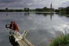 """Моя страна"" Александра Красоткина – 45 фото души русской глубинки"