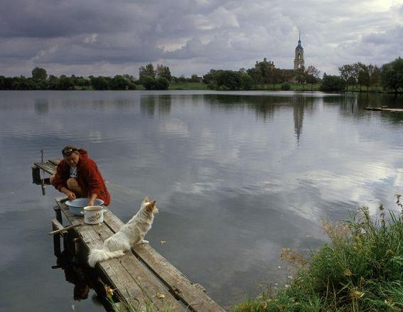 «Моя страна» Александра Красоткина — 45 фото души русской глубинки